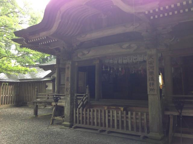 天岩戸神社4