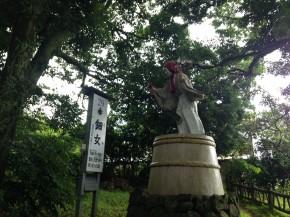 天岩戸神社東本宮2