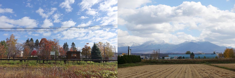 北海道旅行_富良野風景