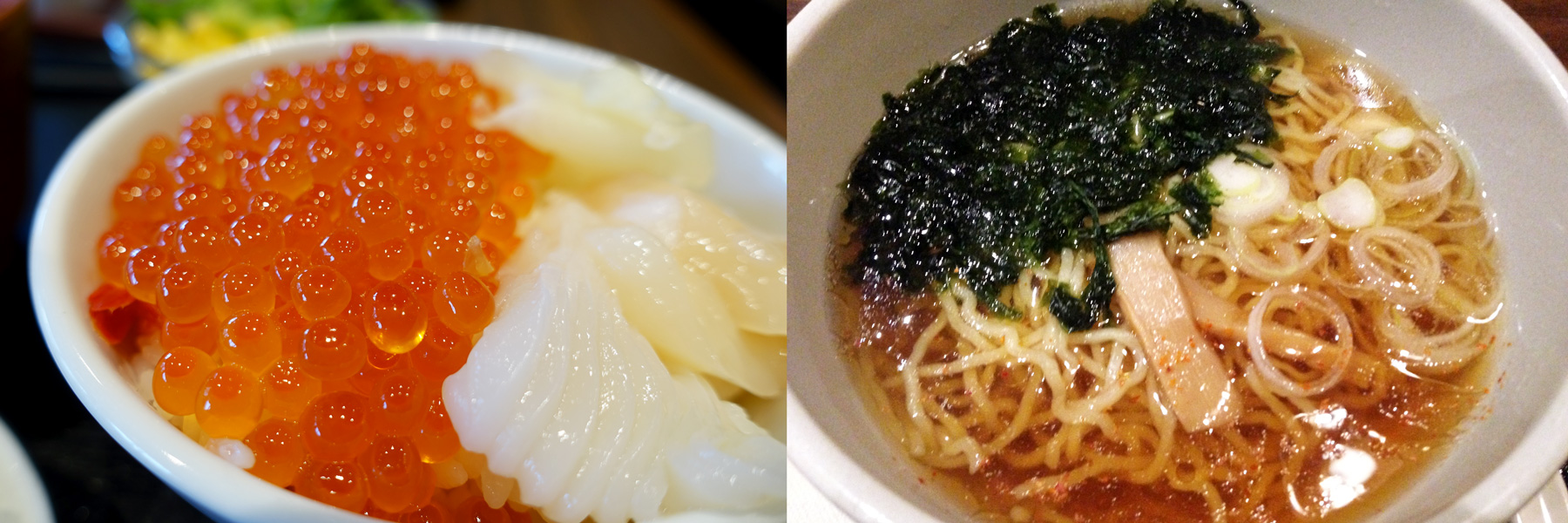 北海道旅行_小樽のホテル食